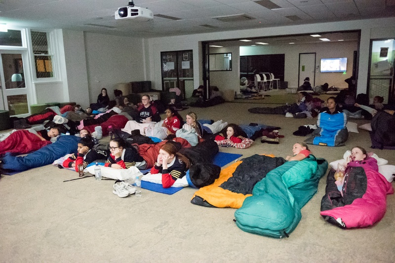 2017 Winter Sleep Out