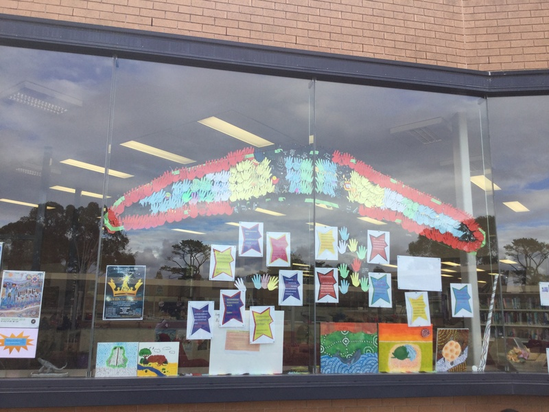 Reconciliation Week Activities 2018 - Sea of Hands