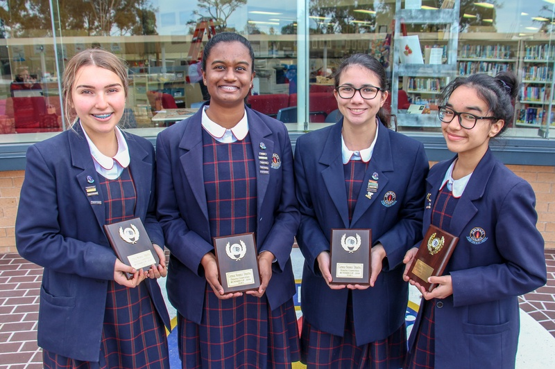 Year 9 Debating Team