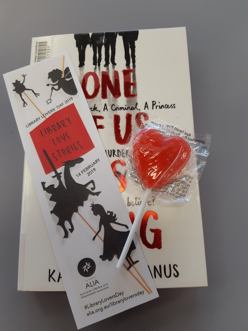 Bookmarks and Lollipops