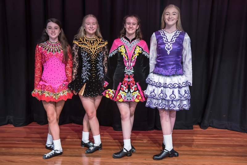 Our talented Irish Dancers